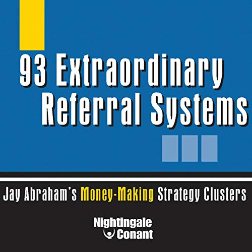 93 Extraordinary Referral Systems  By  cover art