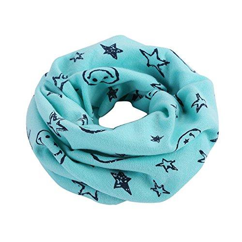 Zeside -  Sciarpa - Bebè femminuccia Blue Taglia unica