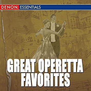 Great Operetta Favorites