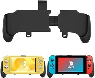 Grip Suporte De Mão Para Nintendo Switch e Controles Joy Con Versão atualizada
