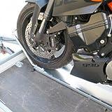 Motorradstandschiene Standschiene Motorradanhänger Motoradschiene
