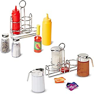Becker's School Supplies Melissa & Doug Condiment & Breakfast Caddy Set (Set of 13)