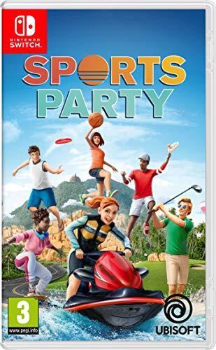 Sports Party - Nintendo Switch [Importación inglesa]