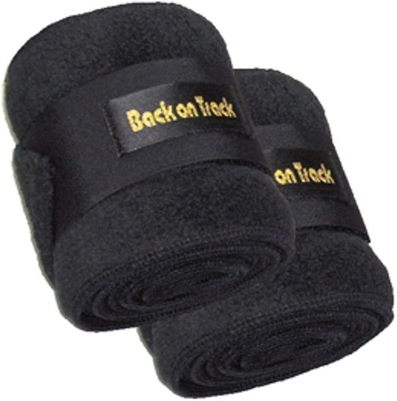 Back On Track Polo Leg Wraps (Fleece) (pair)