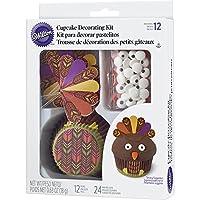 Wilton Thanksgiving Cupcake Decorating Kit