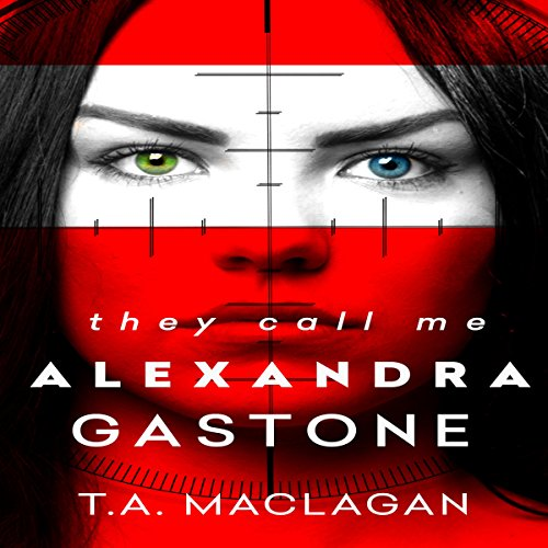 They Call Me Alexandra Gastone audiobook cover art