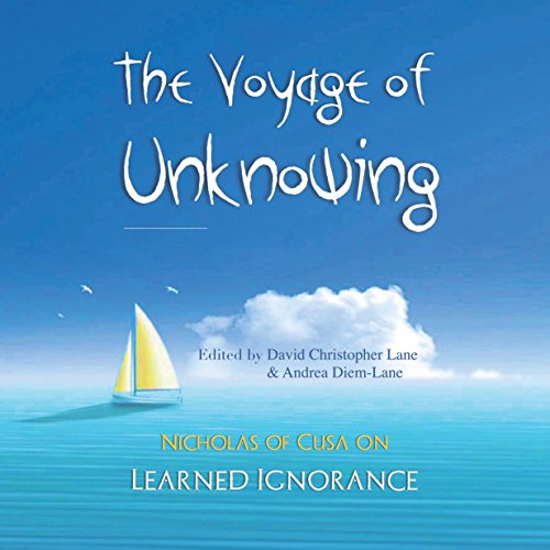 The Voyage of Unknowing audiobook cover art