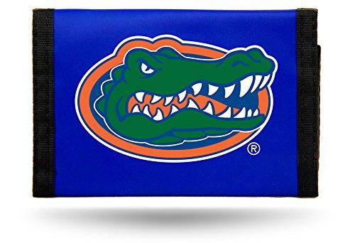NCAA Rico Industries Nylon Trifold Wallet, Florida Gators
