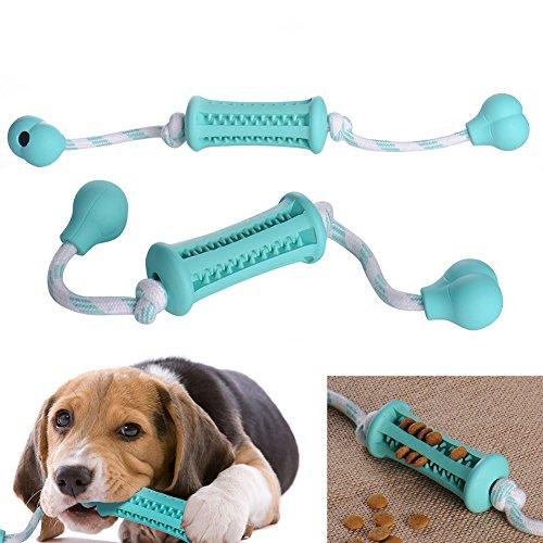 1 Pezzi Giocattolo da Masticare per Cani, Dentizione della Gomma non Tossica Giocattolo Resistente Dell'animale Domestico del Giocattolo Giochi da Masticare Cani