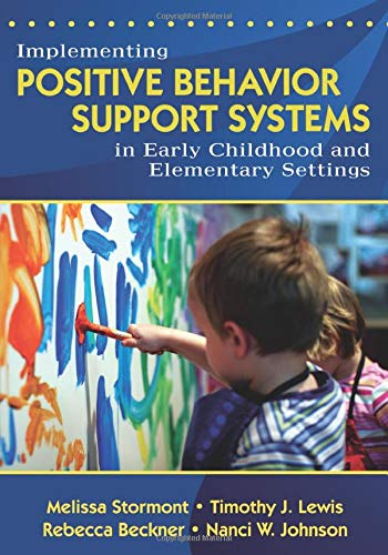 Download Implementing Positive Behavior Support Systems in Early Childhood and Elementary Settings: NULL 1412940567