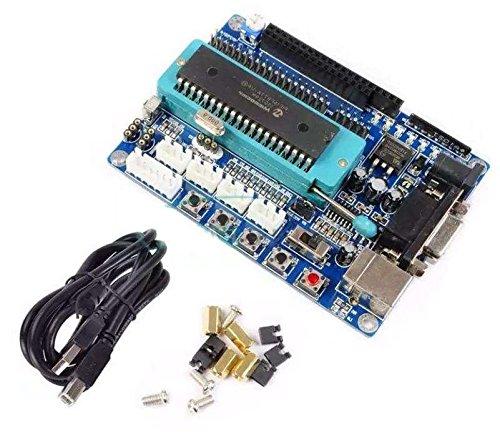 PIC16F877A PIC Minimum System Development Board ICSP JTAG Program Emulator
