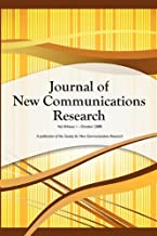 Journal of New Communications Research, Vol III, Issue 1