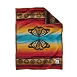 Pendleton, Muchacho Baby Blanket, Butterfly