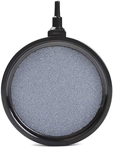 LONDAFISH Aquarium-Ausströmerplatte für Sauerstoffpumpe, Sandstein, Blase für Hochtemperatur, Sintergas