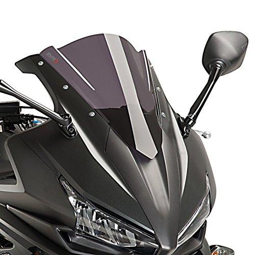 Racingscheibe für Honda CBR 500 R 16-18 dunkel getönt Puig 8903f