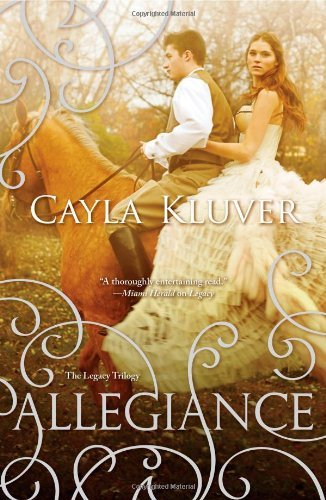 [(Allegiance )] [Author: Cayla Kluver] [Feb-2012]