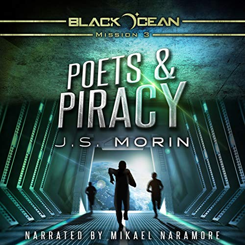Couverture de Poets and Piracy