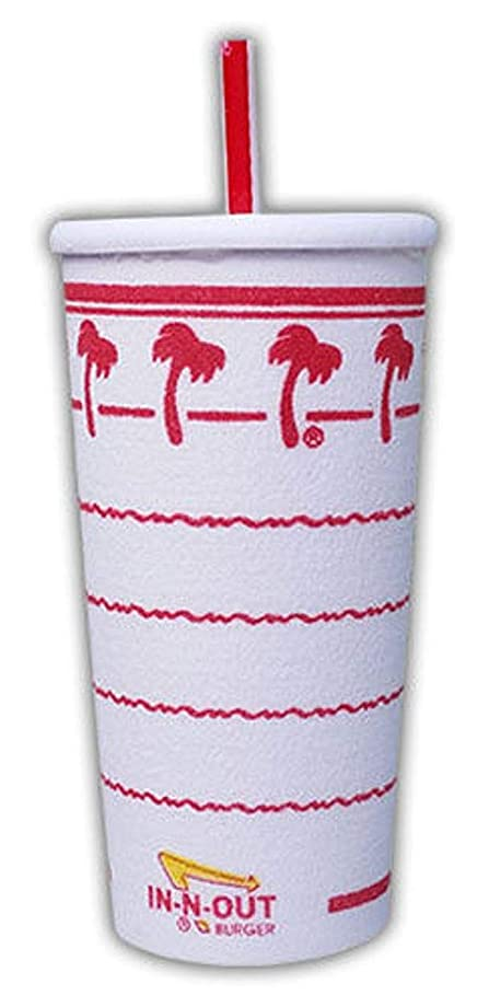 In-n-Out Cup Antenna Ornament