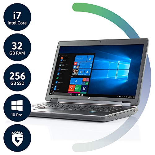 "HP ZBook 17 G2 Workstation | 1 J. Garantie | 43.9cm (17.3"") Full-HD 