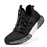 VITUOFLY Boys Sneakers Kids Running Shoes Girls Mesh Fitness Shoe Indoor Training Sneaker Lightweight Outdoor Sports Athletic Tennis Shoes for Little Kid/Big Kid 13
