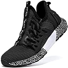 VITUOFLY Boys Sneakers Kids Running Shoes Girls Mesh Fitness Shoe Indoor Training Sneaker Lightweight Outdoor Sports Athletic Tennis Shoes for Little Kid/Big Kid 3