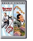 Big Top Pee Wee / Pee Wee's Big Adventure (DBFE)