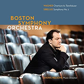 Boston Symphony Orchestra - Wagner and Sibelius