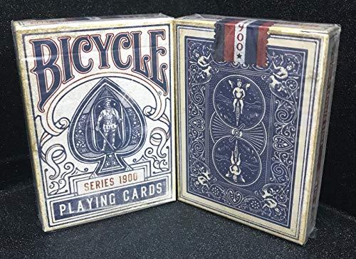 Prohibition Series White Wolf Vodka Playing Cards Poker Spielkarten