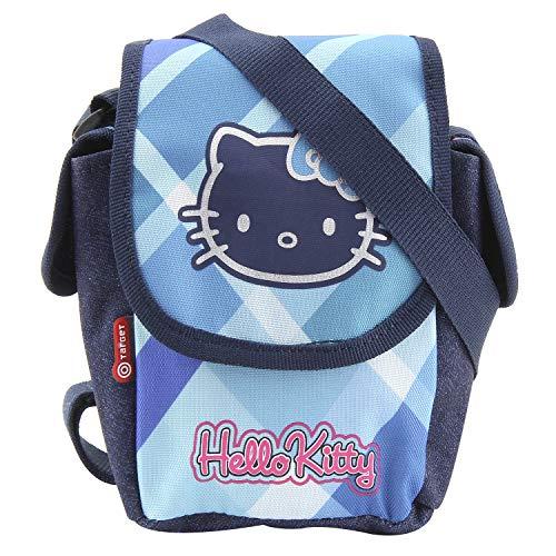 Hello Kitty Cartable Sacoche 23 cm (Bleu)