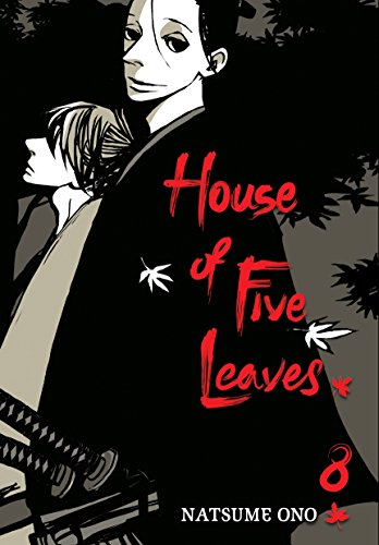 House of Five Leaves, Volume 8: 08