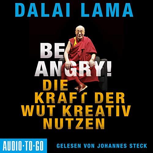 Be Angry Titelbild