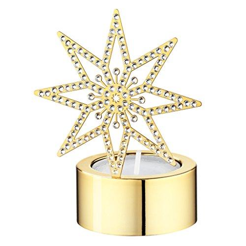 Swarovski Goldstern Teelicht Tea Light Golden Star 5030478