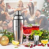 Zoom IMG-2 inn plus cocktail shaker martini