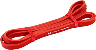 Evercore: Powerbands - at Home Exercise Bands - 4 Different Levels - Improve Mobility & Flexibility, Strengthen Upper & Lower Body, Perfect for Home Or Travel