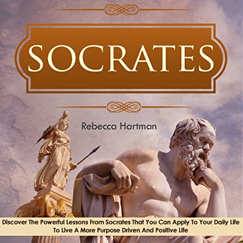 Socrates audiobook cover art