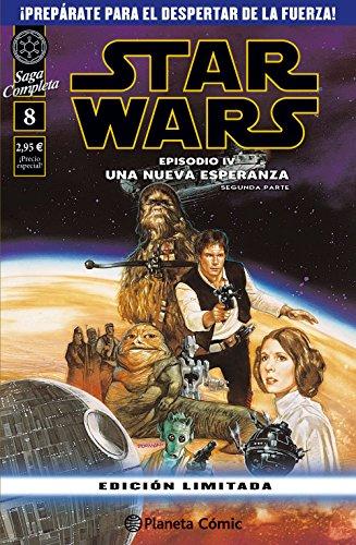 Star Wars. Episodio IV - Número 8 (Star Wars: Cómics Grapa Marvel)