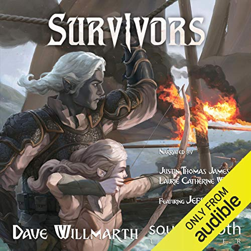 Page de couverture de Survivors