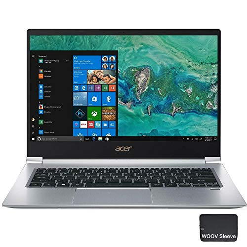 Acer Swift 3 14 Inch Full HD Touchscreen IPS Business Laptop, Intel Quad Core...