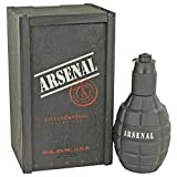 Gilles Cantuel Arsenal Black Eau De Parfum Spray 100ml