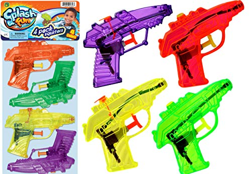 Water squirt toys