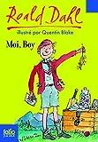 Moi Boy (Folio Junior) (French Edition) by Roald Dahl(2007-08-01) - Gallimard Education - 01/01/2007