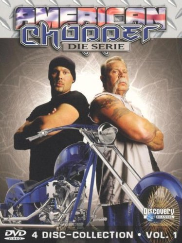 American Chopper - Volume 1 (4 DVDs)