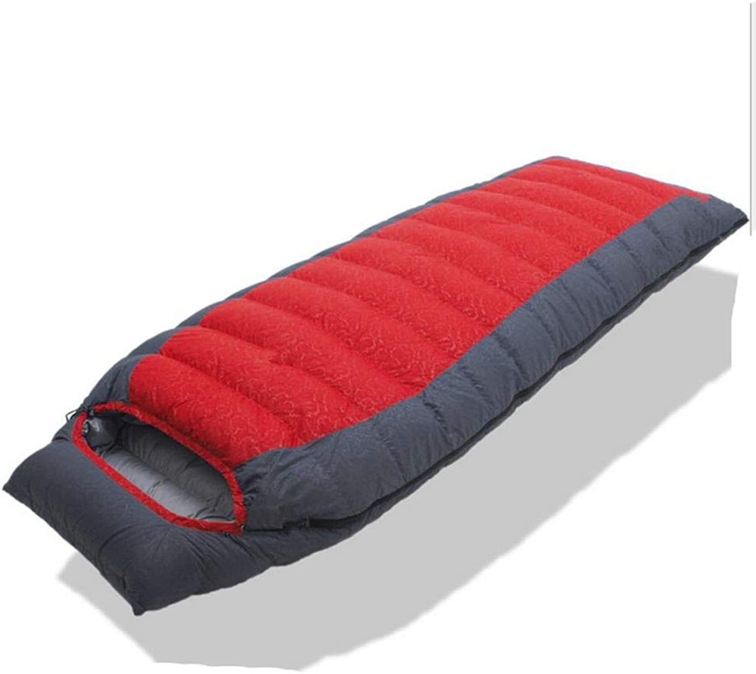 Unisex Outdoor Bag Camping Equipment Extended Sleeping Bag Durable Warmth Portable Practical Leisure Comfortable Ultralight Hiking Camping Traveling Sleeping Bag