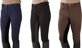 PFIFF - Pantalones de equitación con culera para Hombre