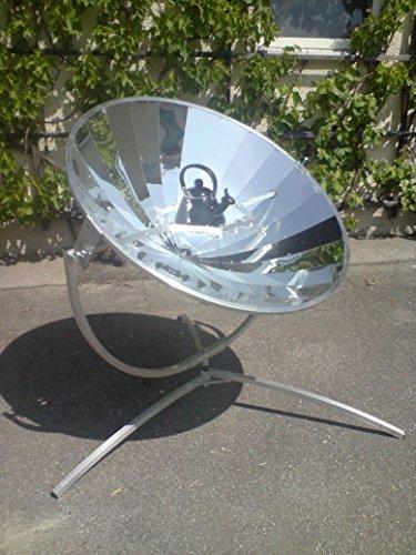Solarkocher 140 cm Parabolspiegel – super Qualität - 3
