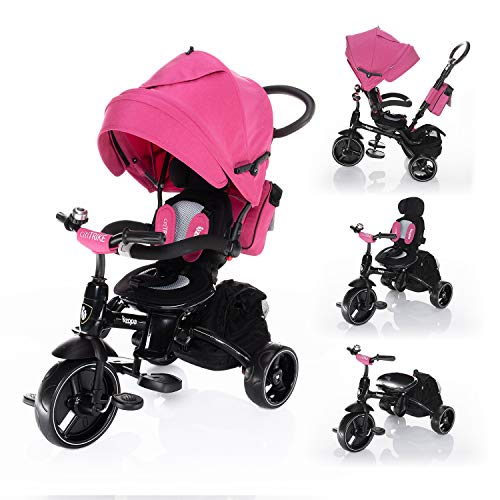 Zopa Kinderdreirad Citi Trike - Dreirad (Candy Pink)