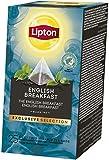 Lipton English Breakfast Schwarztee Pyramidbeutel