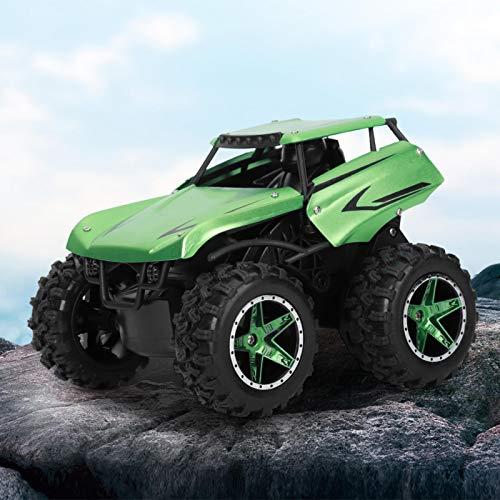 Pwshymi Juguetes interactivos para Padres e Hijos 1:20 Stunt RC Car Toy Classmate Reunion Children(Green)