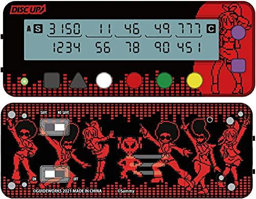 勝ち勝ちくんクリア ディスクアップ ドットバージョン DISC UP 小役カウンター