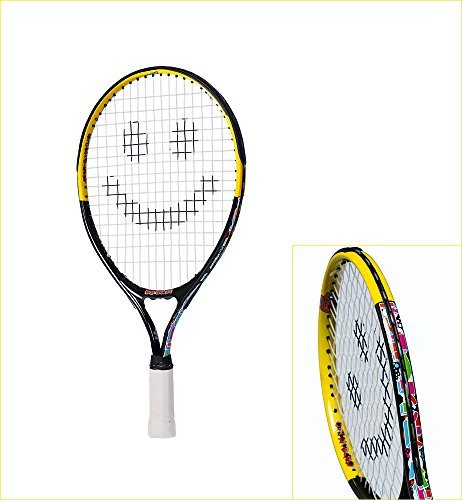 Street Tennis Club Tennis Rackets for Kids, 21-Inch,...